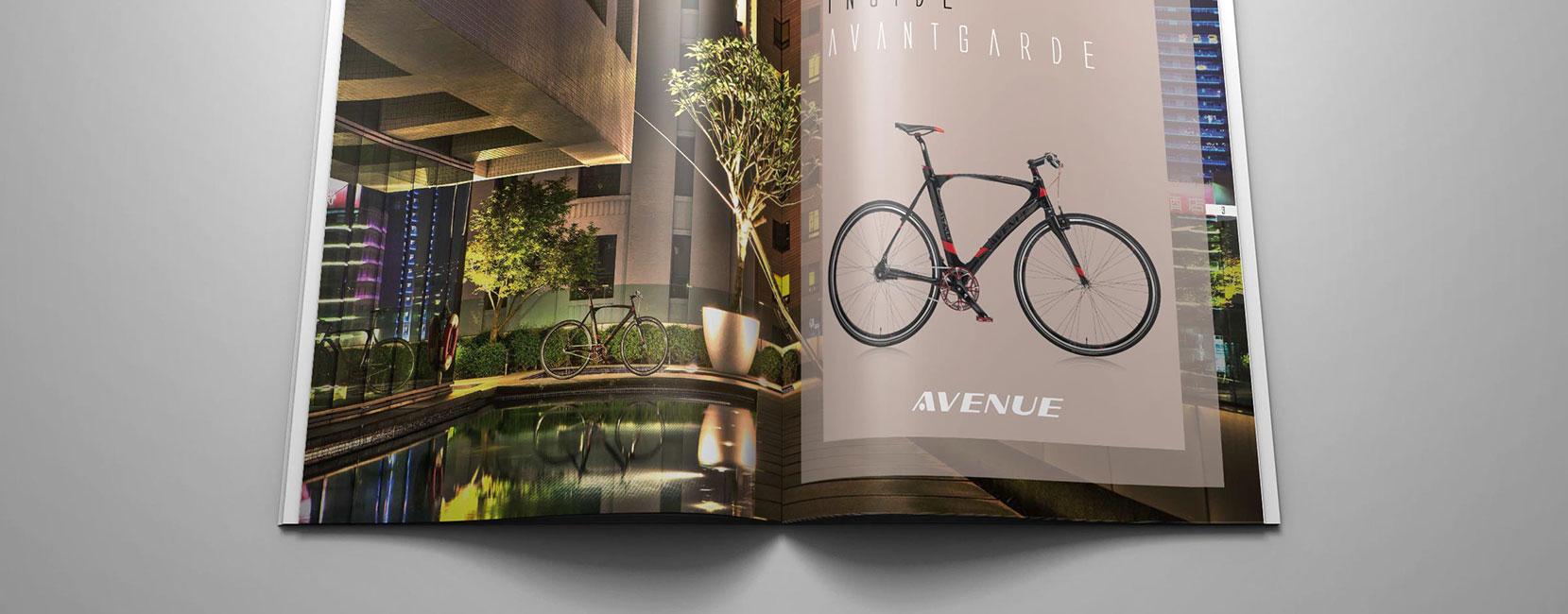 Avenue Bikes 2015
